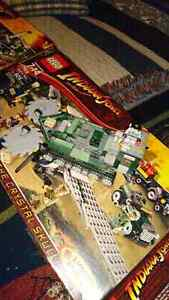 Lego Indiana Jones Collection