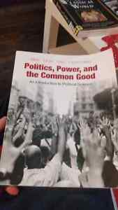 Politics, Power, and the Common Good