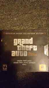 Grand Theft Auto: The Classics Collection For Sale