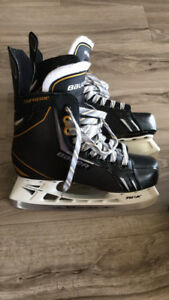 BAUER SUPREME ONE.5 JR HOCKEY SKATES