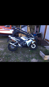2007 HONDA CBR125rr Quick sell