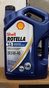Rotella T6 5w40