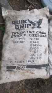 transport tire snow chains