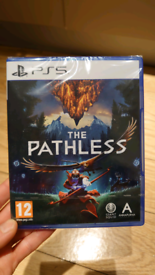NEW ***THE PATHLESS*** PS5 SEALED
