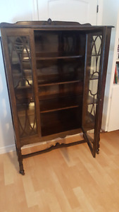 Antique Cabinet (Sold Pending Pick up)
