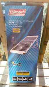 Colman solar charger