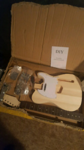 Telecaster Guitar Kit / new ready to assemble( all you need
