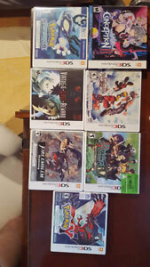 Selling Various 3DS Games!