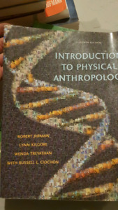 Introduction the physical anthropology