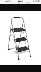 Costco 3-Step folding step stool
