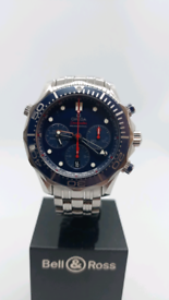 2020 Omega Seamaster Chronograph with warranty until May 2025