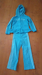 Size 5 Adidas track suit
