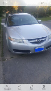 2004 Acura TL Automatic fully loaded great condition