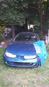 2001 Saturn L-Series Coupe (2 door)