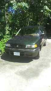 1996 Mazda MPV basic Wagon