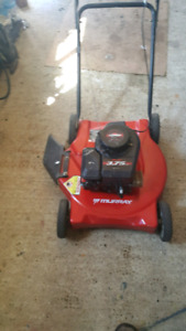Reconditioned lawnmowers for sale