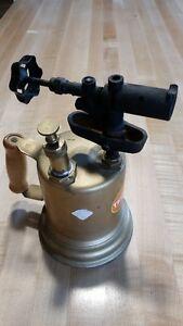 Antique Plumbers Kerosene Torch