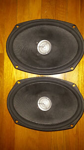 Cars speakers 6x9 JBL Two way West Island Greater Montréal image 1