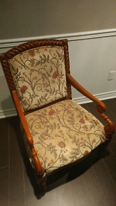 Bombay Arm Chair