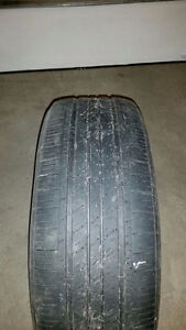 Michelin 235 65 R17 all season tires West Island Greater Montréal image 1