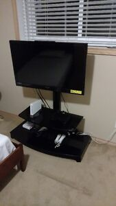 42 inch lcd tv and trolley
