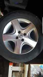 Honda Si Wheels and tires