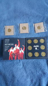 2002 Coca-Cola Olympic coins