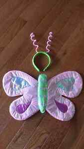 Butterfly wings costume kids
