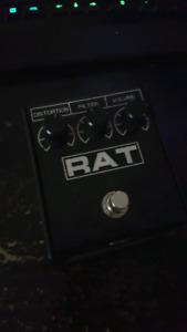 Pro Co. Rat Distortion