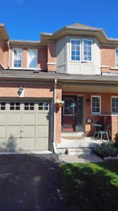 Three Bedroom Family Townhome in Ajax! (Harwood & Bayly)