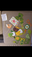 Photobooth props - Patrick's day or wedding props