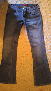 Lucky brand jeand size 4
