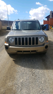 *REDUCED* 2008 jeep patriot AWD