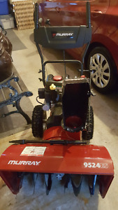 "24"" 9.5 HP Murray Electric Start"