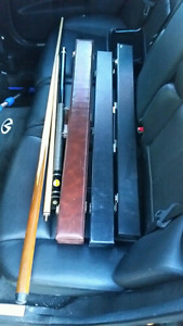 Pool Cue Cases (3 Available)
