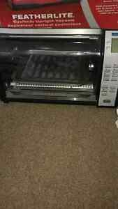 Black decker toaster oven Cambridge Kitchener Area image 1