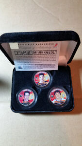 Crosby, Ovechkin, Phaneuf Rookie coin set, Pokemon coins... Kitchener / Waterloo Kitchener Area image 1