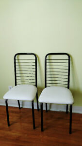 For sale: steel chair