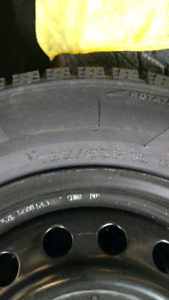New tire package