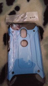 Moto G4 Play Phone Case (case new/still sealed in package.