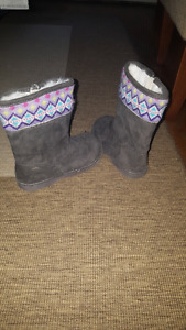 girls boots (shoes) size 11