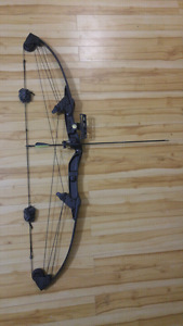 Compact Hunting Bow
