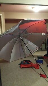 Brand New Beach or Patio Umbrella Sport-Brella