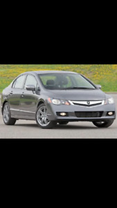 Well  Maintained 2010 ACURA CSX LOW KM's For Sale!
