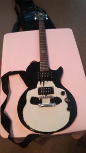 ***Reduced Price***Epiphone guitar and distortion pedal