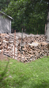 4 cords of firewood for sale