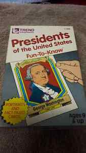 Presidents of The USA Cards