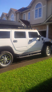 2003 HUMMER H2 SUV,Best Reasonable Offer, partial trade possible