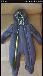 3-6 month snow suit