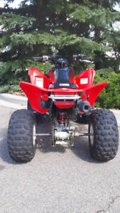 For Sale (STOCK) 2007 Honda TRX 300